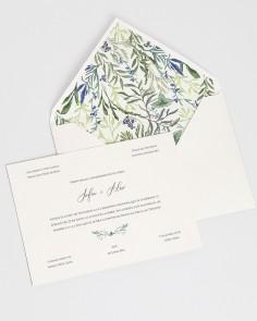 """Karte """"Wilde Hyazinthen I"""""""