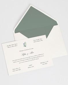 """Karte """"Wilde Hyazinthen II"""""""