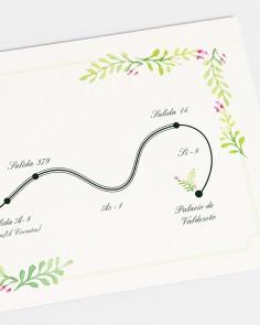 """Karte """"Primavera"""""""